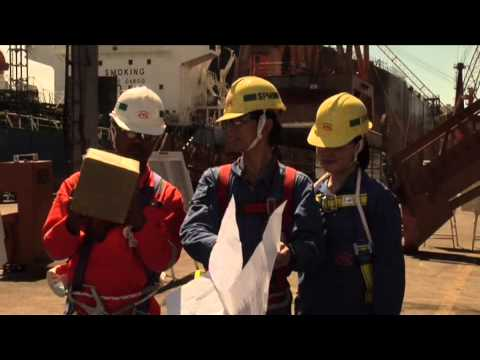 Maritime Hero commercial