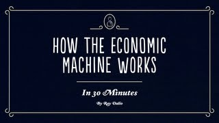 How The Economic Machine Works by Ray Dalio thumbnail