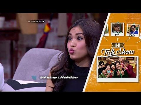 Rini Mentari Lagi SUka Lagu India - Ini Talk Show 1 February 2016