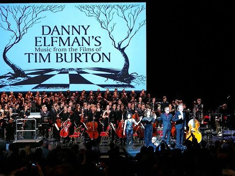 Danny Elfman's Music from the Films of Tim Burton - Palais des congrès de Paris, 21/10/2017