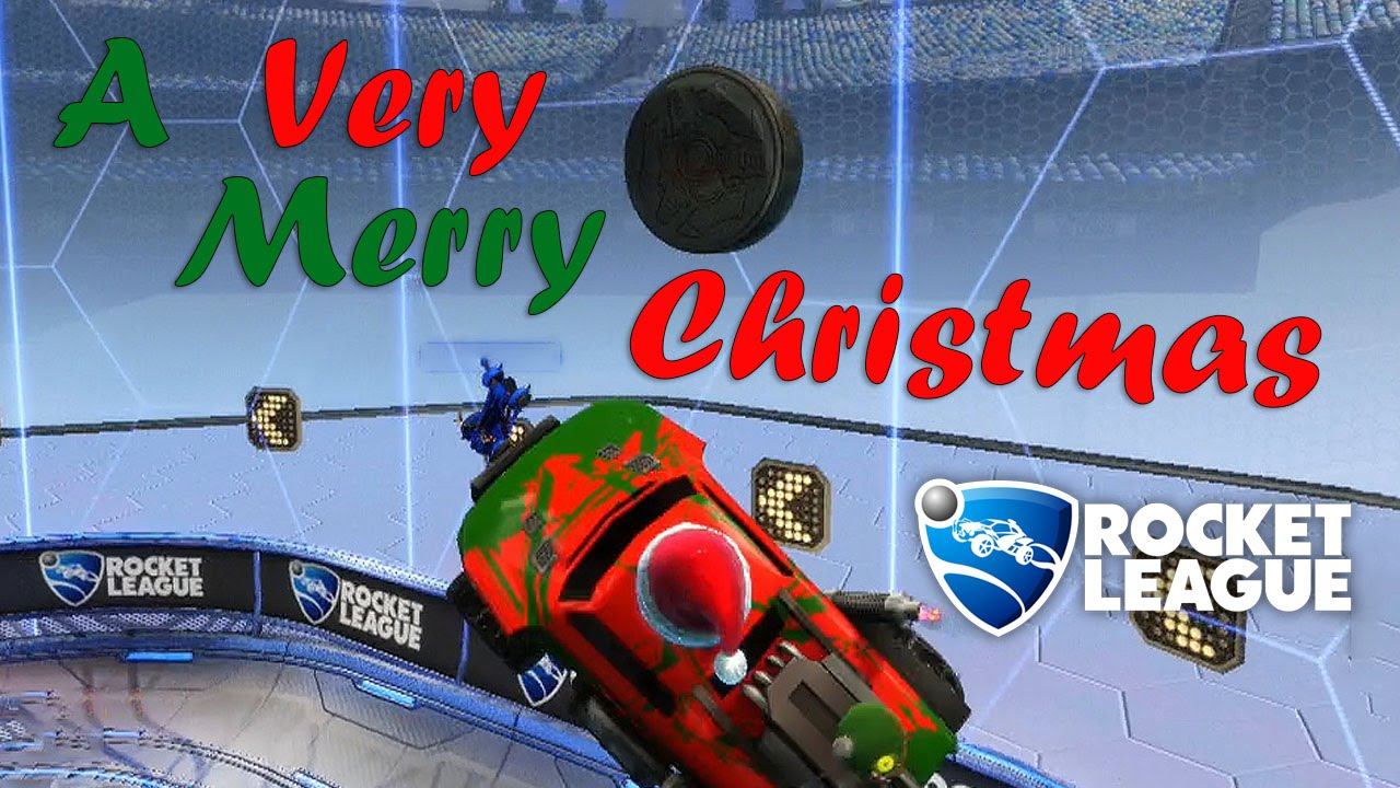 Christmas-Rocket League. - YouTube