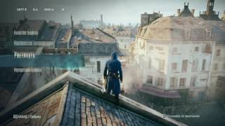 Assassin's creed unity, Тест Xeon e5649 (без разгона) + GTX 760 4gb + ОЗУ 16gb