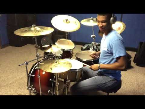 J.Cole - Can't Get Enough (Drum Cover)