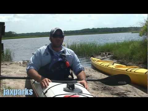 Kayak Dutton Island Preserve