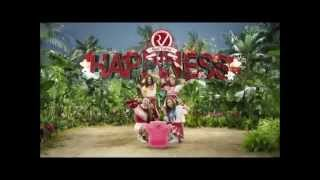 Red Velvet- Happiness (sped up version)