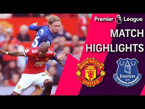 MATCH HIGHLIGHTS: Man United v. Everton