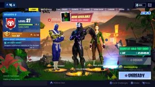 Fortnite Party bug/issue PS4 + Error code 91