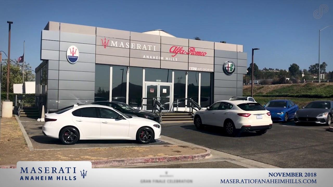 Maserati Anaheim Hills >> Maserati Of Anaheim Hills Black Friday Starts Now Event Sps