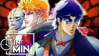 JOJOS BIZARRE ADVENTURE 'PART 1' IN 13 MINUTEN