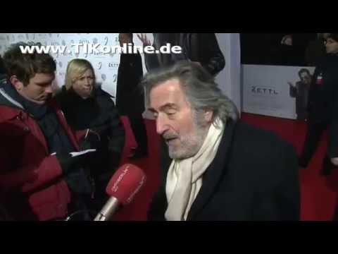 Helmut Dietl watscht Journalisten ab