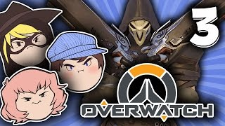 Overwatch w/ Commander Holly: Teamwork! - PART 3 - Steam Train