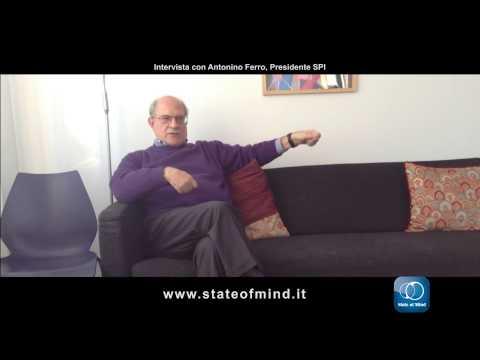 Intervista Antonino Ferro