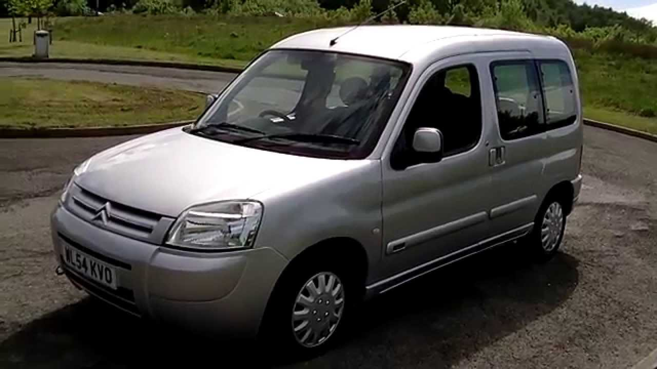 2004 berlingo 1 9 d forte 41k now sold youtube. Black Bedroom Furniture Sets. Home Design Ideas