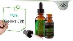 Pure Essence CBD Oil Review | CBD Essence Tincture | Does It Work ?