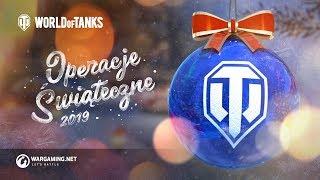 Operacje świąteczne 2019 [World of Tanks Polska]