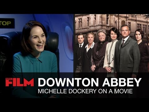 Michelle Dockery talks the Downton Abbey movie