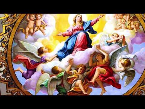 Hail Mary Gentle Woman Catholic hymn - Natalie J Plumb