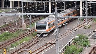 Shinjuku Trains in 2009