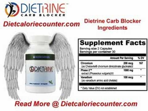 Dietrine Weight Loss Formula Ingredients Youtube