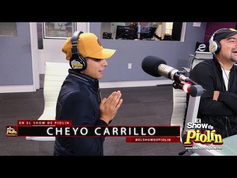 Cheyo Carrillo Broma en El Show de Piolin