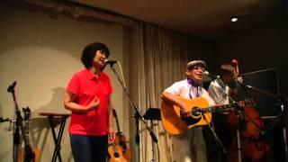 2011年8月27日知立市新地町公民館公開練習ライブ 次回のライブのリハー...
