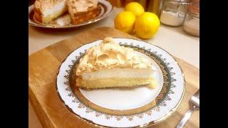 Лимонный торт за 30 минут. Идеальный рецепт для Нового года!