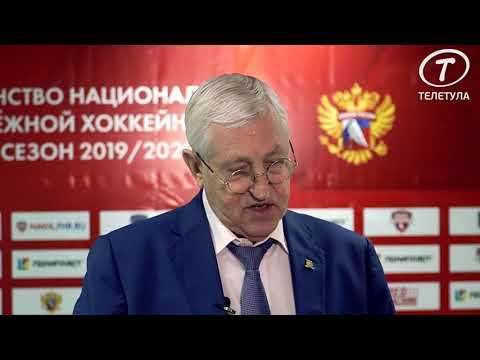 На Спартакиаде учащихся сборная Тульской области за три матча забила 34 безответные шайбы