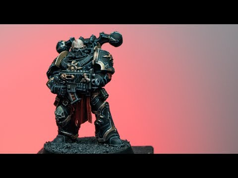 'Eavy Metal Marines: Black Legion