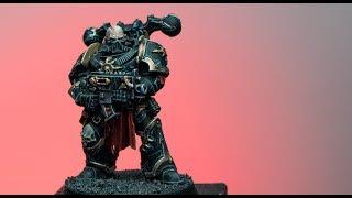 'Eavy Metal Marines: Black Legion