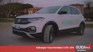 Test Drive Volkswagen T-Cross 1.0 TSI First Edition