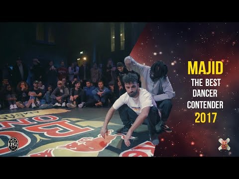 MAJID | The BEST DANCER OF 2017 Contender | Dance Compilation 🔥