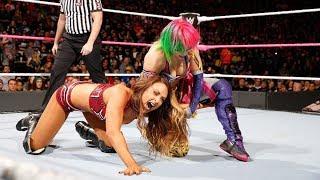 Emma vs Asuka WWE TLC 2017 (full match)