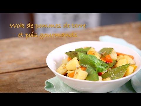 recette-de-wok-de-pommes-de-terre-et-pois-gourmands