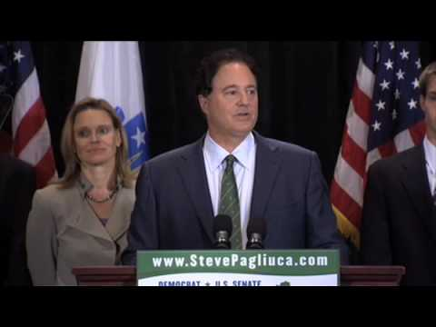 Steve Pagliuca Announcement Speech