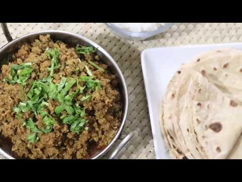 TURKEY KEEMA | Ground Turkey Curry in Instant Pot