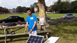 Basics of off grid solar power system ''Practical'' [Taleb H. Al-theanat]