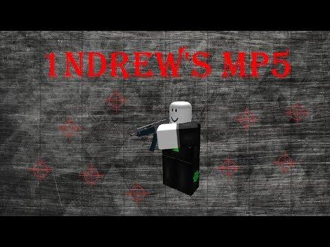 Roblox Script Showcase Episode#1012/1ndrew's Mp5 - Музыка для Машины