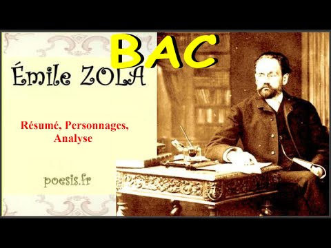 Bac Therese Raquin Emile Zola Resume Commentaire Personnages