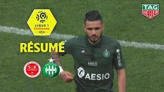 Stade de Reims - AS Saint-Etienne ( 0-2 ) - Résumé - (REIMS - ASSE) / 2018-19