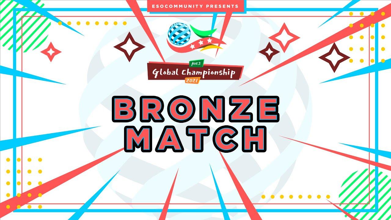 Bronze Match - ESOC Global Championship - Knuschelbär vs ageofkiller