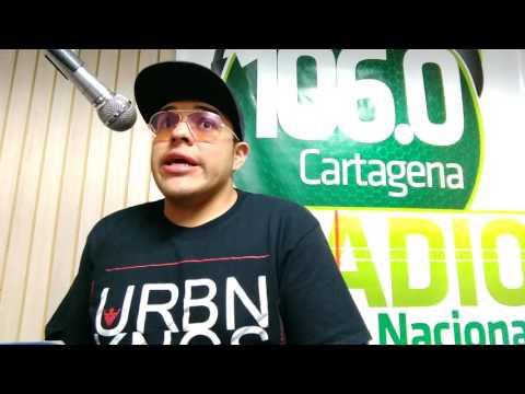 May Salsa radio policía Nacional Cartagena Colombia