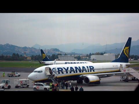 Visit Italy Bergamo airport - Visit Greece Thessaloniki airport (aereoporto salonicco)