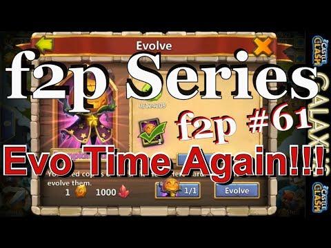 |:|f2p Episdode #61|:| Enchanting Vlad And Evolving Pumpkin Duke Castle Clash