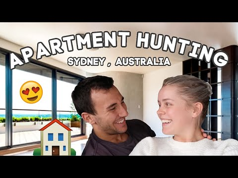 APARTMENT HUNT WITH US (Sydney, Australia)
