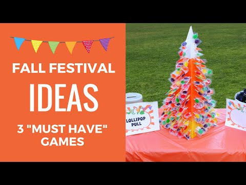 Fall Festival Ideas 3