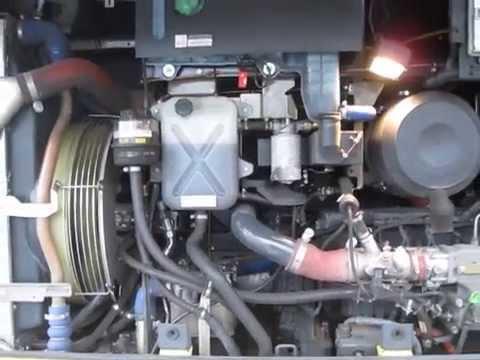 Motore Irisbus Citelis CNG