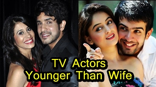 10 Television Actors Who Are Younger Than Their Wives