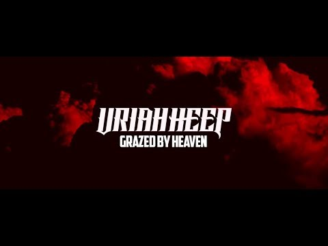 "Uriah Heep - ""Grazed By Heaven"" (Official Music Video)"