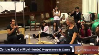 VI CONGRESO DE PILATES ZONE.- Disertación de  Salud y Movimiento