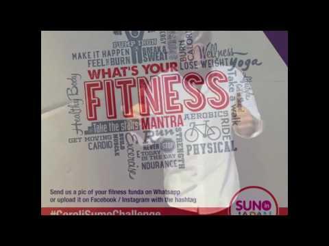 RJ Prince takes the Coroli Sumo Challenge